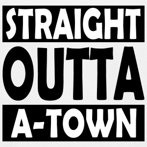 Straight Outta A-Town - T-shirt baseball Enfant