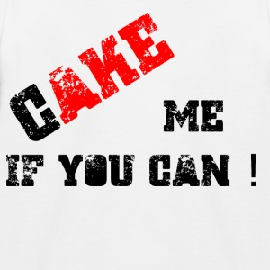 Cake me if you can - Kinder Baseball T-Shirt