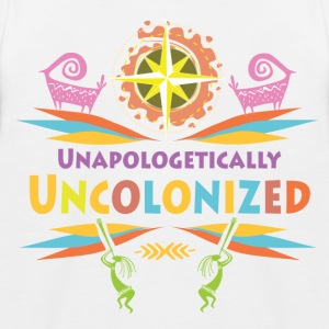 Uncolonised. - Kinder Baseball T-Shirt