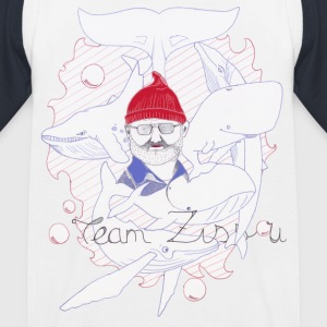 steeve zissou - T-shirt baseball Enfant