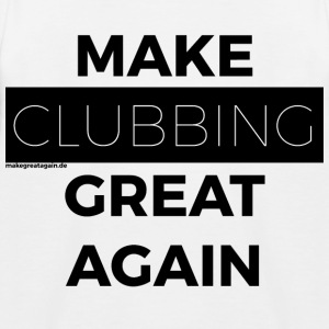 FAIS GREAT AGAIN Clubbing noir - T-shirt baseball Enfant