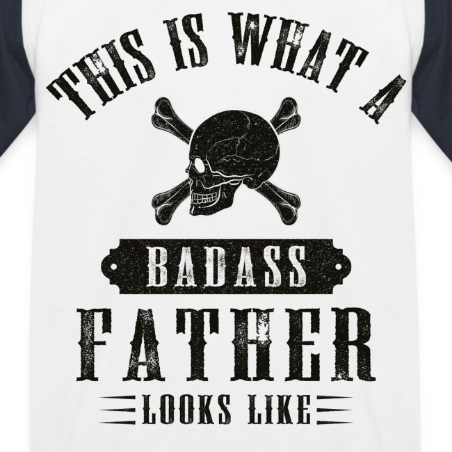 This Is What A Badass Father Looks Like