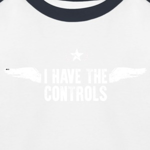 Controls - Kids' Baseball T-Shirt