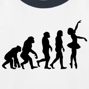 ++ ++ BALLET EVOLUTION - Baseboll-T-shirt barn
