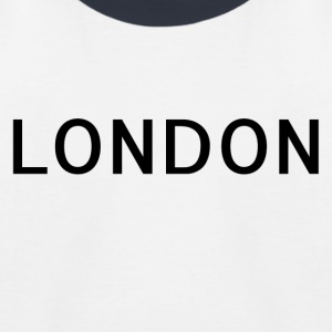 London - Kinder Baseball T-Shirt