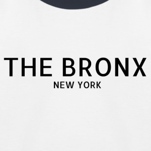 The Bronx - Baseball-T-skjorte for barn