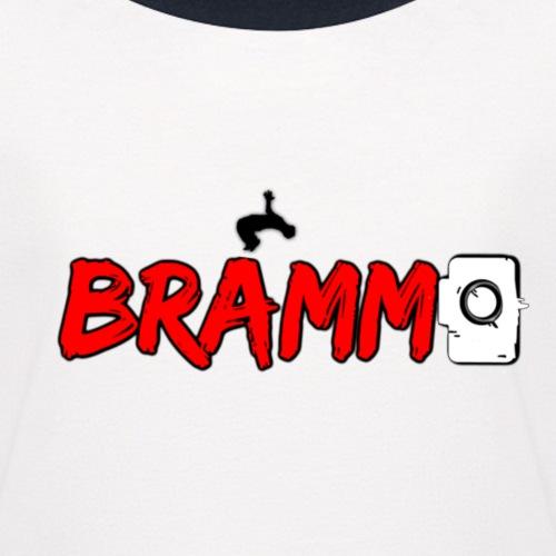 bassbal shirt - Kinderen baseball T-shirt