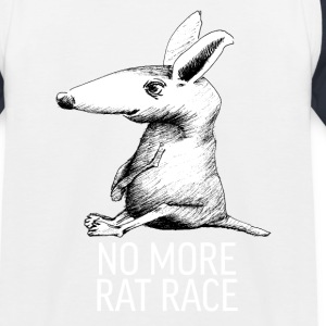 Rat Race 2 - Kinderen baseball T-shirt