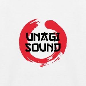 Unagi SOUND LOGO - Kinderen baseball T-shirt