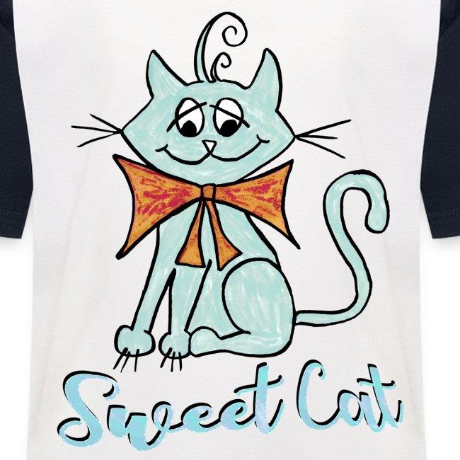 Katze blau Sweet