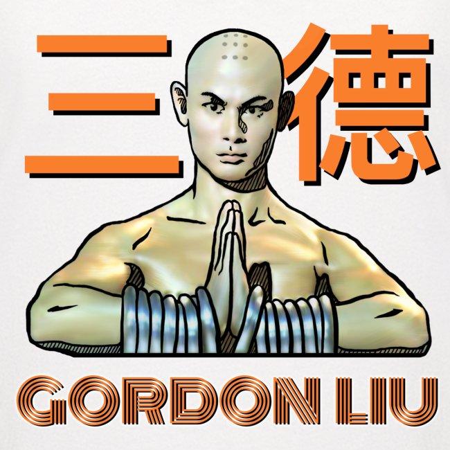 Gordon Liu - San Te - Monk (Official) 9 dots