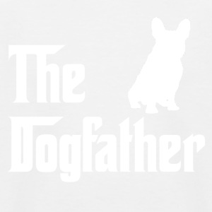 den Dogfather - Baseball-T-skjorte for barn
