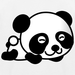 panda - Kids' Baseball T-Shirt