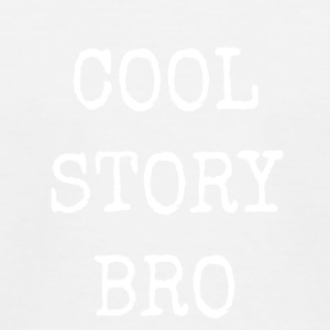 COOL STORY BRO - Kids' Baseball T-Shirt