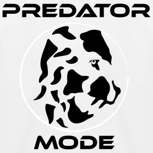 Predator Mode - Kinderen baseball T-shirt