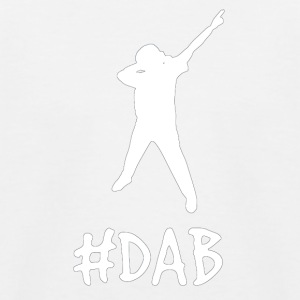 Let's #DAB - Kids' Baseball T-Shirt