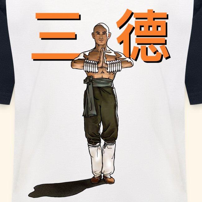 Gordon Liu - San Te - Monk ( Official) 9 dots