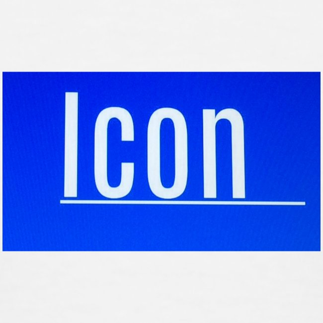 Icon kids small logo tshirt