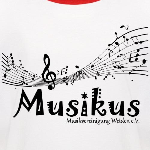 Musikus - Kinder Baseball T-Shirt