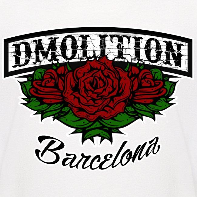 DMolition roses logo png