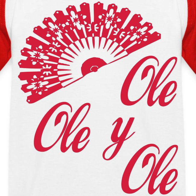 Ole,Ole y Ole (Mujer)