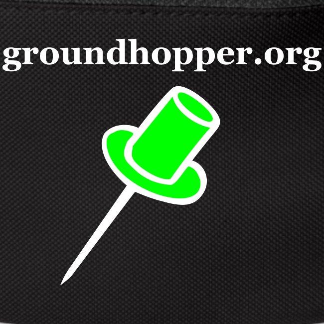 org pin zweifarbig