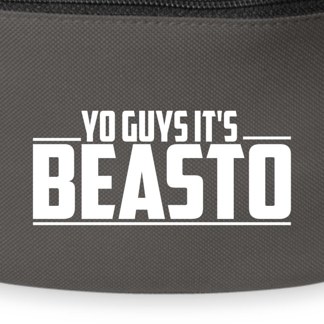 'Yo Guys It's Beasto' Clothing