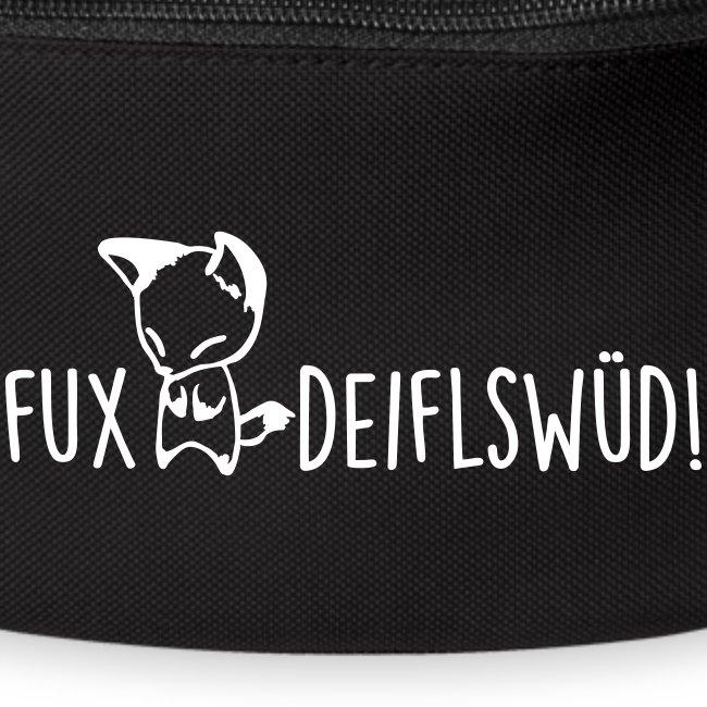Vorschau: Fuxdeiflswüd - Gürteltasche