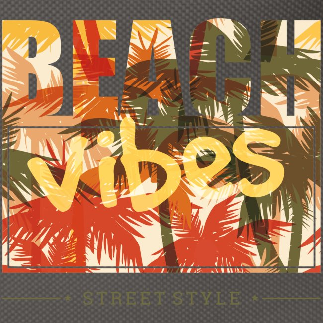beach vibes street style