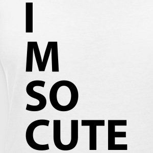 Im so cute - Women's V-Neck T-Shirt