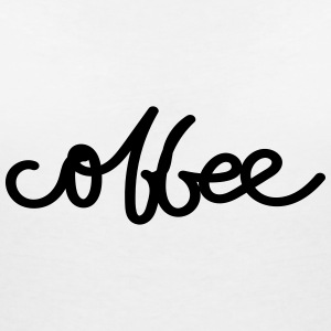 Coffee - Women's V-Neck T-Shirt