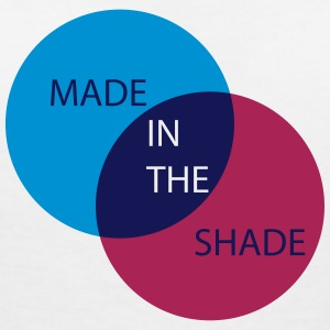 Made in the Shade - Women's V-Neck T-Shirt