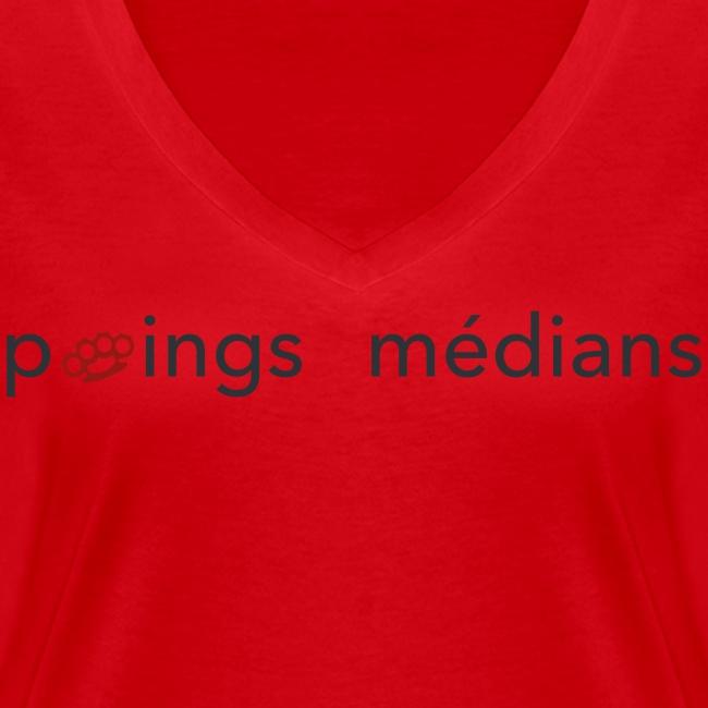 Poings médians