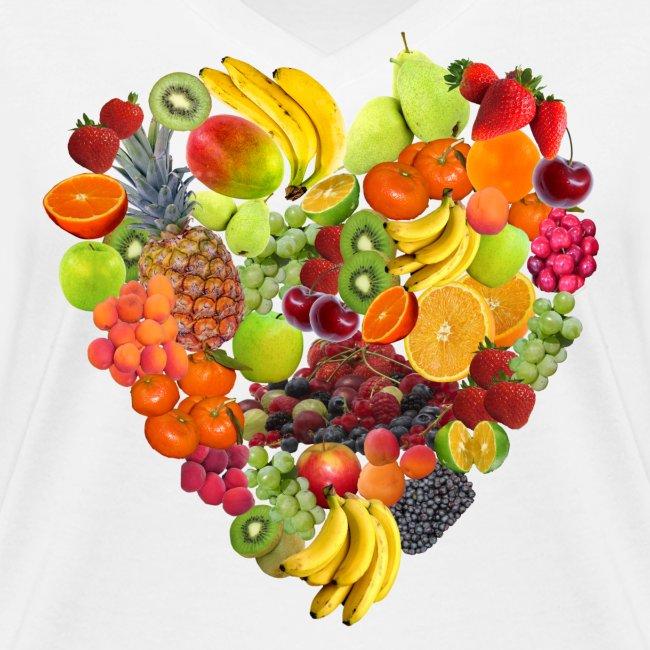 Frucht Herz