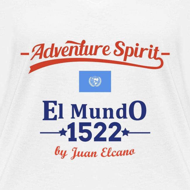 AdventureSpirit First Circumnavigation