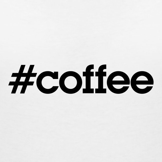 "hashtag ""coffee"" noir"