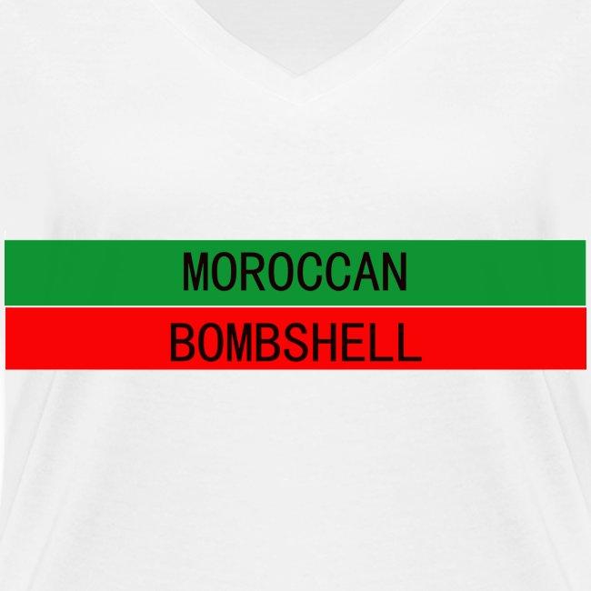 Moroccan Bombshell