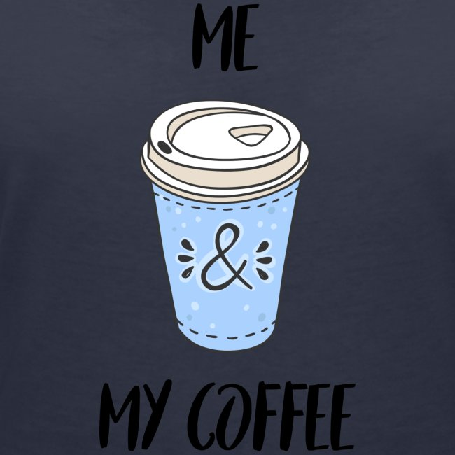 Me and my coffeee