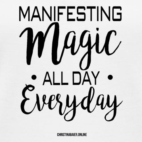 Manifesting Magic - Frauen Bio-T-Shirt mit V-Ausschnitt von Stanley & Stella