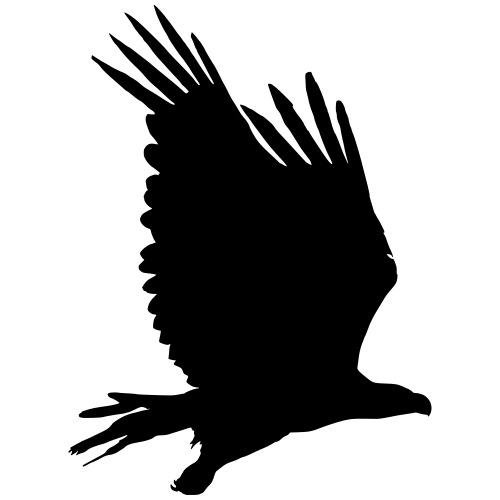 Tirolerbergluft pur (großer Adler) - Frauen Bio-T-Shirt mit V-Ausschnitt von Stanley & Stella