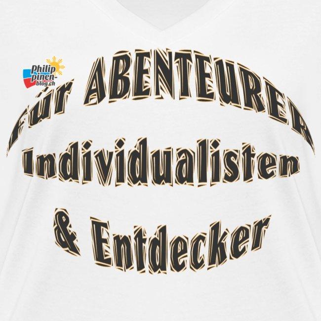 Abenteurer Individualisten & Entdecker