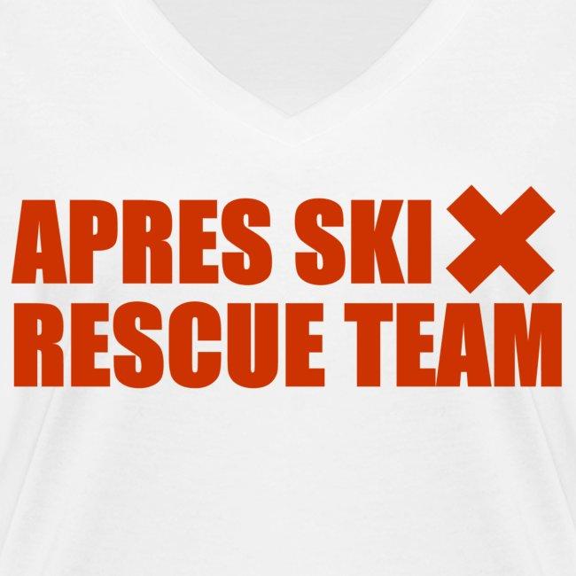 apres-ski rescue team