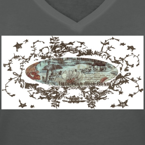 motiv28 - Frauen Bio-T-Shirt mit V-Ausschnitt von Stanley & Stella