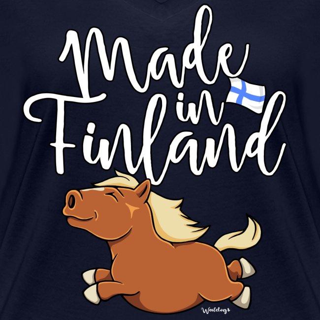 Suomenhevonen Finland
