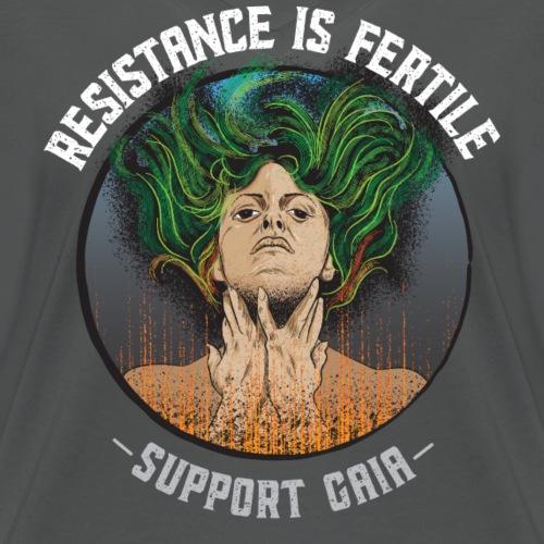 Resistenssi on hedelmällistä - Tuki Gaia -