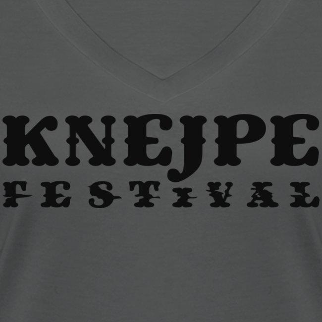 Knejpe Festival logo - sort