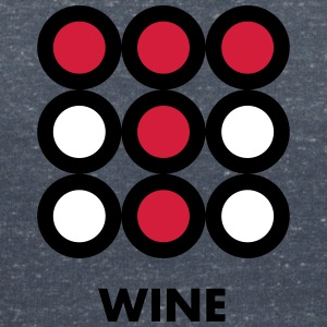 Wine. See also Beer version - Women's V-Neck T-Shirt
