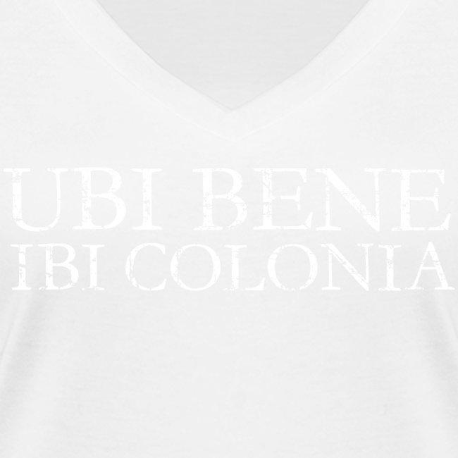 UBI BENE IBI COLONIA Vintage Weiß