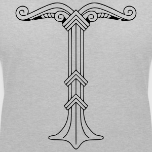 irminsul - Women's V-Neck T-Shirt