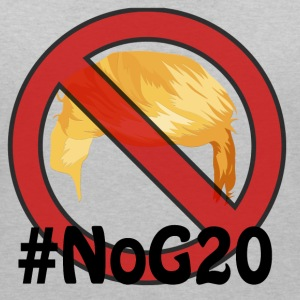 NoG20 Trump - Women's V-Neck T-Shirt